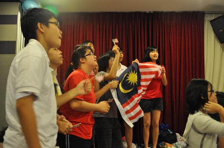 Malaysia National Day Celebration