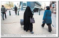 burqa bruxelles