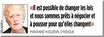 Marianne Huguenin sans-papiers