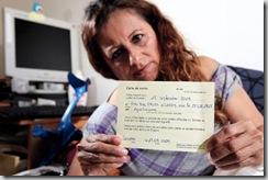 © CHRIS BLASER | Mirta est restée quatorze jours au CHUV, du fait de multiples fractures ouvertes. C'est là qu'elle a reçu la visite de la police, qui n'a pas pu faire autrement que de la dénoncer.
