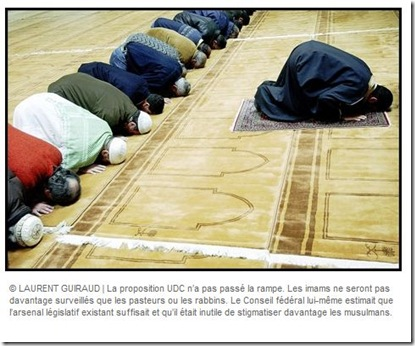 imams surveillance