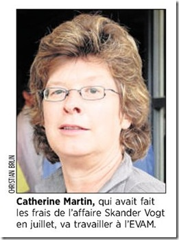 Catherine Martin EVAM