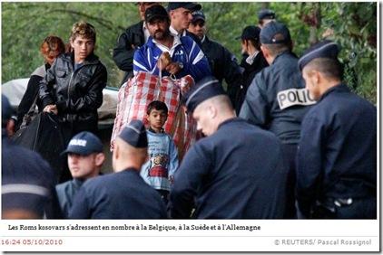 roms kosovars asile