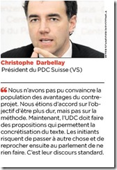 christophe darbellay opinion mn