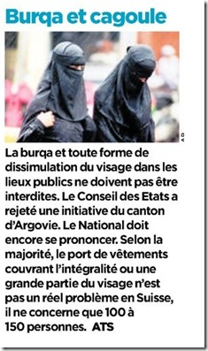 burqa interdiction décision