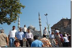 Turkia 2009 - Estambul  -Nueva Mezquita, Eminonu    284