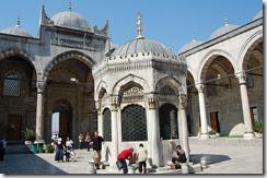Turkia 2009 - Estambul  -Nueva Mezquita, Eminonu    274