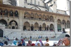 Turkia 2009 - Estambul  -Nueva Mezquita, Eminonu    247