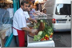 Turkia 2009 - Estambul  - Mercado Eminonu    328