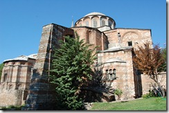 Turkia 2009 - Estambul  - San Salvador en Chora , Museo Kariye     404