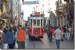 Turkia 2009 - Estambul  - Istiklal Caddesi    503