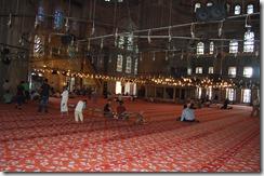 Turkia 2009 - Estambul - Mezquita Azul - 196