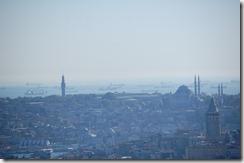 Turkia 2009 - Estambul  -Hotel marmara, plaza de Taksim     484