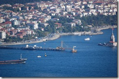Turkia 2009 - Estambul  -Hotel marmara, plaza de Taksim     486