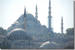 Turkia 2009 - Estambul  -  Mezquita de Suleiman    290