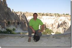 Turkia 2009 - Capadocia - Parque Nacional de Göreme  - 623