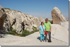 Turkia 2009 - Capadocia - Parque Nacional de Göreme  - 638