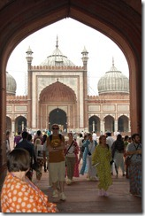 India 2010 - Delhi -  Jamma Masjid  , 13 de septiembre   34