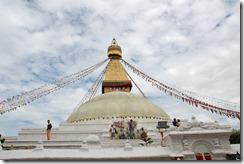 Nepal 2010 - Kathmandu ,  Estupa de Bodnath - 24 de septiembre  -    07