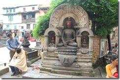 Nepal 2010 -Kathmandu, Swayambunath ,- 22 de septiembre   86