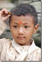 Nepal 2010 -Kathmandu, Swayambunath ,- 22 de septiembre   107