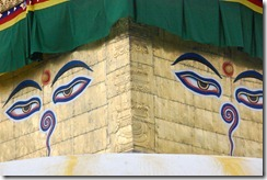 Nepal 2010 -Kathmandu, Swayambunath ,- 22 de septiembre   120