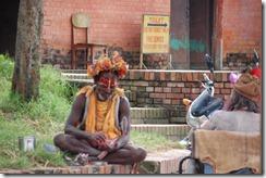 Nepal 2010 - Kathmandu ,  Pasupatinath - 25 de septiembre  -    08
