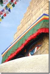 Nepal 2010 - Kathmandu ,  Estupa de Bodnath - 24 de septiembre  -    77