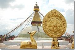 Nepal 2010 - Kathmandu ,  Estupa de Bodnath - 24 de septiembre  -    109
