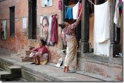 Nepal 2010 - Kathmandu ,  Pasupatinath - 25 de septiembre  -    86