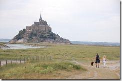 Oporrak 2010,-  Le Mont Saint Michel  - 13