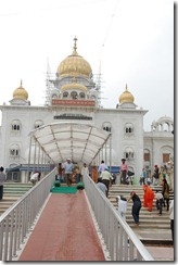 India 2010 -  Delhi  - Templo Sikh  , 13 de septiembre   17