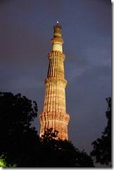 India 2010 -  Delhi  - Minarete de Qtub Minar  , 13 de septiembre   43