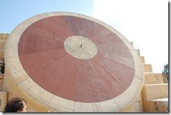 India 2010 -  Jaipur - Observatorio de Jai Singh  , 15 de septiembre   36