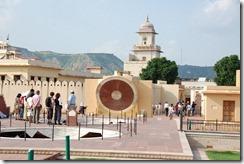 India 2010 -  Jaipur - Observatorio de Jai Singh  , 15 de septiembre   45