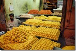 India 2010 -  Jaipur , paseo nocturno por el mercado , 15 de septiembre   12