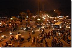 India 2010 -  Jaipur , paseo nocturno por el mercado , 15 de septiembre   48