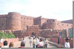 India 2010 - Agra - Fuerte Rojo , 17 de septiembre   01