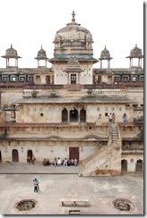 India 2010 -Orcha, palacio del Raj Mahal, 18 de septiembre   66