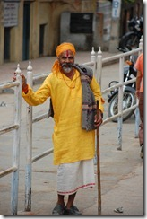 India 2010 -Orcha,  18 de septiembre   20