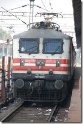 India 2010 -Tren Agra-Jhansi, 18 de septiembre   21