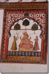 India 2010 -Orcha, palacio del Raj Mahal, 18 de septiembre   34