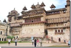 India 2010 -Orcha, palacio del Raj Mahal, 18 de septiembre   39