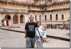 India 2010 -Orcha, palacio del Raj Mahal, 18 de septiembre   40