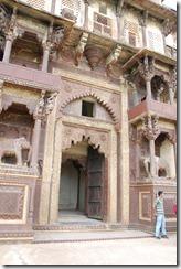 India 2010 -Orcha, palacio del Raj Mahal, 18 de septiembre   48