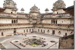 India 2010 -Orcha, palacio del Raj Mahal, 18 de septiembre   52