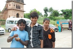 India 2010 -Orcha,  18 de septiembre   51