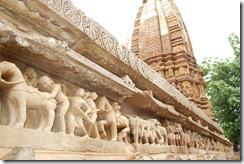 India 2010 -Kahjuraho  , templos ,  19 de septiembre   87