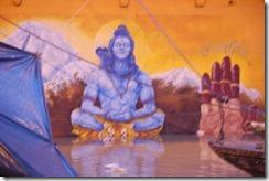 India 2010 -Varanasi  ,  paseo  en barca por el Ganges  - 21 de septiembre   24