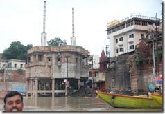 India 2010 -Varanasi  ,  paseo  en barca por el Ganges  - 21 de septiembre   99